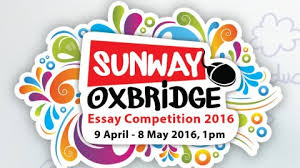 vit s weight win contest emenang sunway oxbridge essay competition 2016