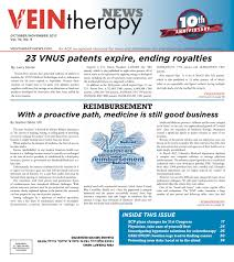 Vein Therapy News By Digital Publisher Issuu