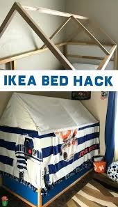 Star Wars Bed Tent Learn How To Make An Bed Tent With This Easy Hack ...