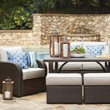 patio furniture. Modren Patio Padded Patio Table Lounger And Chairs For Patio Furniture