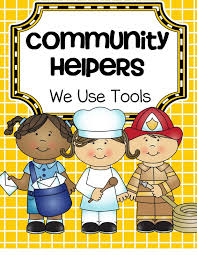 Community Helpers theme activities and printables for preschool ...