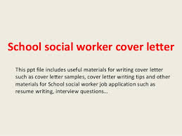 Best Solutions Of Cover Letter For Social Work Cute Christian