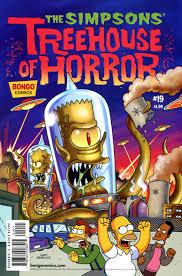 Bart Simpson\u0027s Treehouse Of Horror #19 - Monster Mash-Up ...