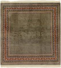 main unique loom 7 x 7 4 mir oriental square rug photo
