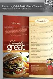 Free Restaurant Menu Template Word Free Restaurant Menu Templates