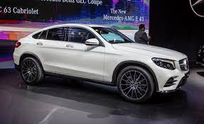 Glc 300 glc 300 4matic coupe package includes. 2017 Mercedes Benz Glc Class Revealed