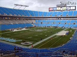 Bank Of America Stadium Section 225 Rateyourseats Com