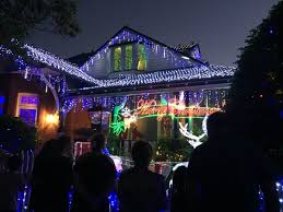 Bay Fm Christmas Lights Map 2019 Where To Find Christmas Light Displays Newcastle