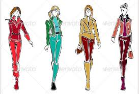 pioneer woman clothing drawing. sketches of fashion models pioneer woman clothing drawing r