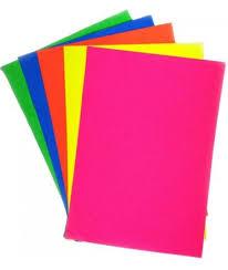 White Chart Paper Art Paper Chart Paper Size 28 X 30 Colour White
