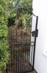 lovely little side garden gate extérieur