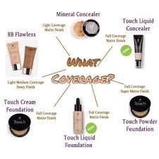 Mineral Touch Foundation Color Chart Which Younique Foundation Is Right For You My Younique Life