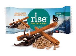 rise bars healthy protein
