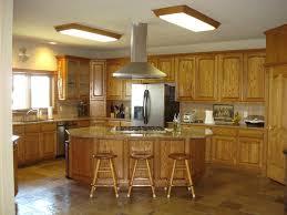 kitchen colors for light oak cabinets