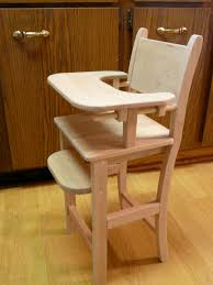 doll high chair 1 here s the chair with the tray