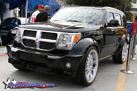 Dodge Nitro Bolt Pattern
