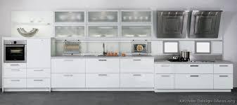 Modern White Kitchen Cabinets #18 (Alno.com, Kitchen-Design-Ideas