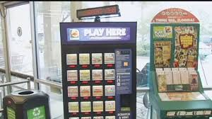 Florida Lotto Vending Machines New Woman Arrested For Prescratching Lottery Tickets NBC48 News