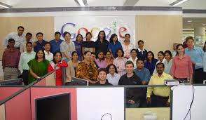 where is google office.  Google Young Larry Page U0026 Sergey Brin At Google Hyderabad In 2004 Throughout Where Is Google Office