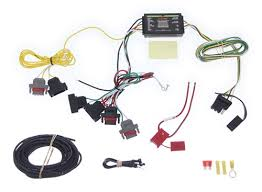 trailer wiring harness installation 2003 chrysler pt cruiser Pt Cruiser Wire Harness curt t connector vehicle wiring harness with 4 pole flat trailer connector pt cruiser wire harness problems