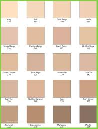 mac makeup foundation color chart amazing revlon colorstay whipped color chart google search