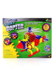 the learning journey techno gears quirky copter building blocks science engineering toys virgin mega