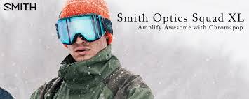 Smith Optics Goggles 2017 Unisex Squad Xl Snow Eye Wear
