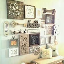 diy wall decor ideas for bedroom art innovative intended brilliant plain decorating