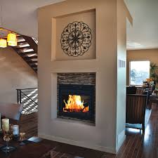 supreme duet see through wood burning fireplace woodlanddirect com indoor fireplaces wood supreme fireplaces