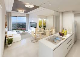 Best Modern Open Plan Kitchen Dining Room Small Home Decoration