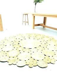 4 round jute rug jute and sisal rugs 3 round rug marvelous 3 round rug round