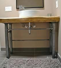 metal vanity legs. Modren Metal Bathroom Vanity With Legs Extremely Inspiration Metal Fine  Design Home Custom In Metal Vanity Legs A