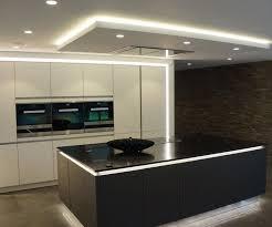 hidden lighting. Ceiling Lights, Hidden Led Lights Lighting Ideas Kitchen Modern Black Elegant Glamour: