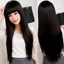 Japanese Straight Hair Style Japanese Long Straight Hairstyles Hairstyles Ideas 3291 by wearticles.com