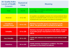 Carbon Monoxide Chart Levels North Carolina Wildfires Fire Earth