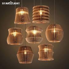 paper pendant lamp shade lights accordion hanging 12