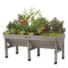wood raised garden beds garden
