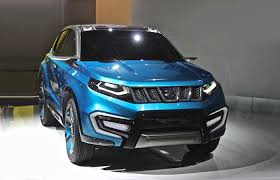 suzuki grand vitara 2018.  grand 2018 suzuki grand vitara first look facelift concept and changes front  picture to suzuki grand vitara i