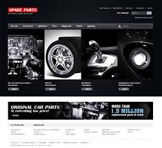 auto parts website template car parts website template 60 fantastic automobile car dealer
