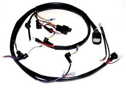 volvo wiring harness basic power list terms