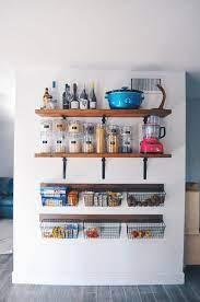 18 best open kitchen shelf ideas and