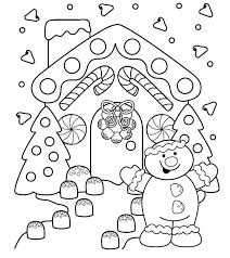 Oriental Trading Christmas Coloring Pages And 50 Image Free