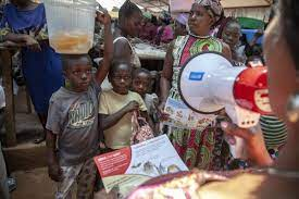 Children are among the first victims of a new Ebola outbreak in Democratic  Republic of the Congo   UNICEF