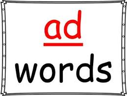 Word With Ad Word Family Powerpoint Ad By Daily Differentiation Tpt