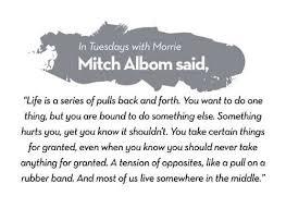 Mitch Albom Quotes
