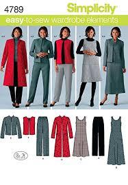 Simplicity Vest Patterns