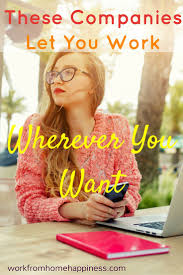 25 unique Work from home panies ideas on Pinterest
