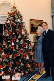 166 best White House Christmas Trees images on Pinterest | White ...