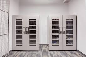 Pharmaceutical Storage Cabinets Lockers Weapons Racks And Shelves That Move Smart Storage