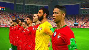 Pênaltis | Portugal vs Suiça | Penalty Shootout | UEFA Nations League 2019  [PES 2017] - YouTube